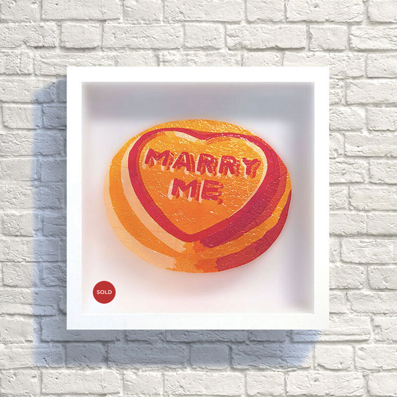 Marry Me SweetArt original