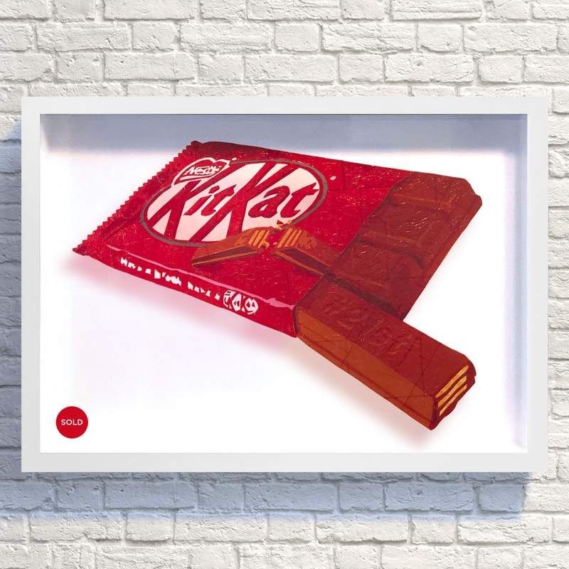 Kitkats SweetArt original